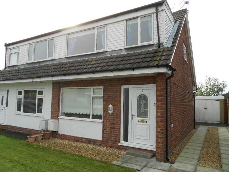3 Bedrooms Bungalow for sale in Worsley Close, POULTON LE FYLDE, FY6 0BL