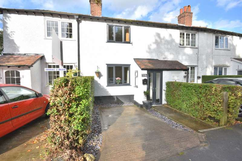 2 Bedrooms Terraced House for sale in COPPICE ROAD, POYNTON