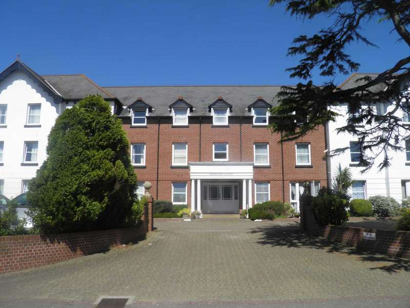 2 Bedrooms Retirement Property for sale in Hamilton Court, Exmouth