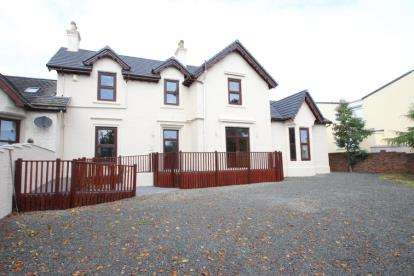 4 Bedrooms Semi Detached House for sale in Albert Place, Airdrie, North Lanarkshire