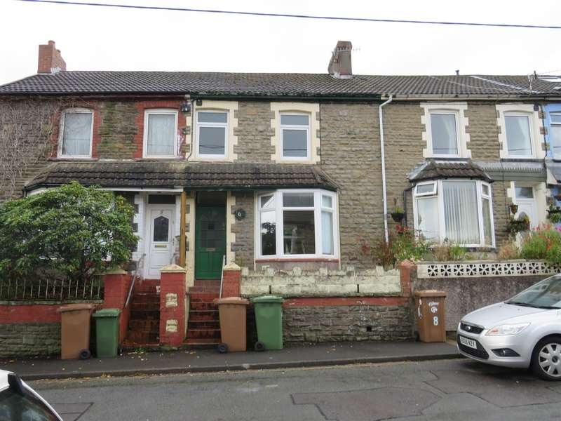 3 Bedrooms Terraced House for sale in Upper North Road, Bargoed