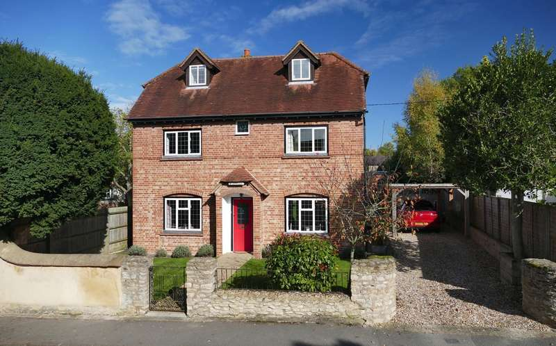 4 Bedrooms Detached House for sale in Haddenham | Buckinghamshire