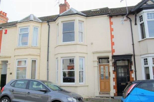 4 Bedrooms Terraced House for sale in King Edward Road, Abington, Northampton NN1 5LU