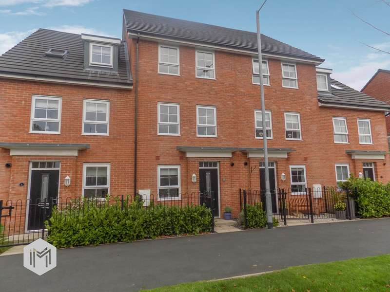 4 Bedrooms Town House for sale in Factory Way, Chorley, PR7