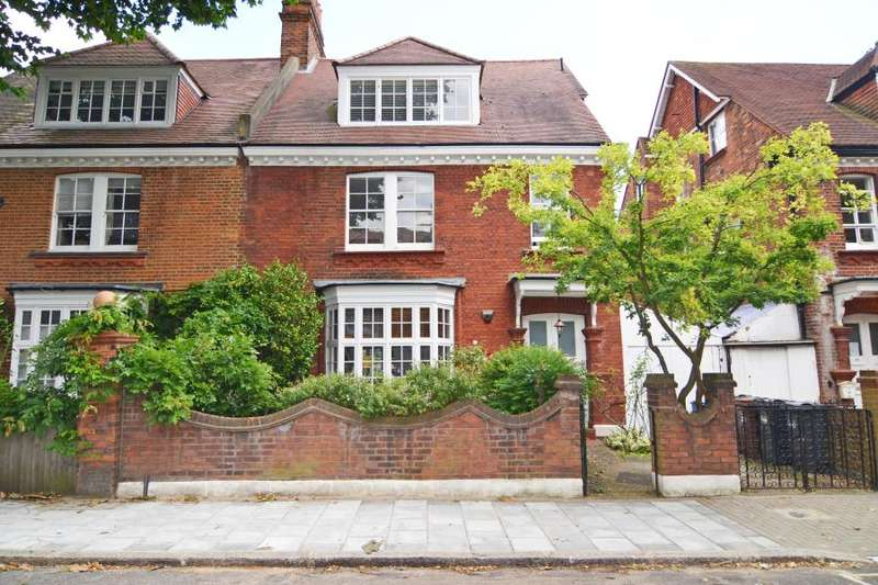 2 Bedrooms Apartment Flat for sale in Priory Avenue, Chiswick W4