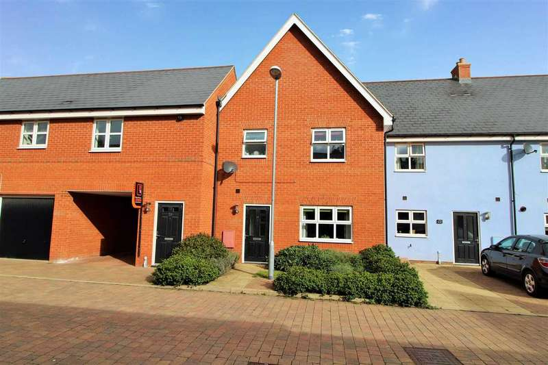 3 Bedrooms Link Detached House for sale in Peache Road, Colchester