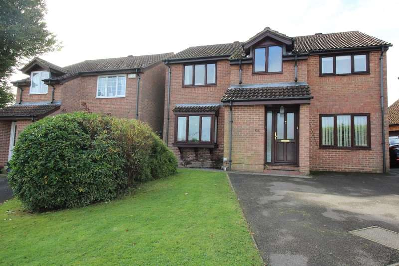 5 Bedrooms Detached House for sale in Bridger Way, Crowborough, TN6