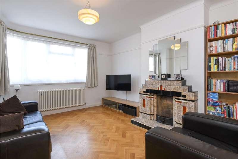 3 Bedrooms Terraced House for sale in Harefield Road, Uxbridge, Middlesex, UB8