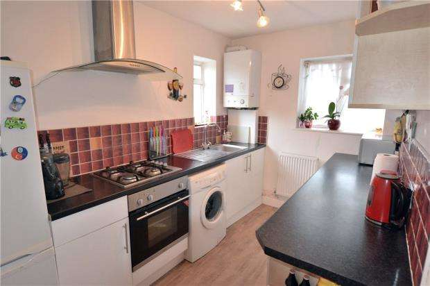 1 Bedroom Maisonette Flat for sale in St. David Close, Cowley