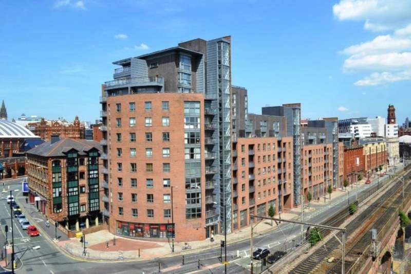 2 Bedrooms Flat for rent in Whitworth Street West, Manchester, M1