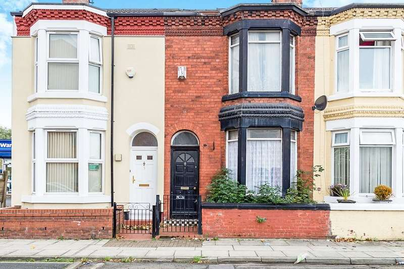 2 Bedrooms Terraced House for sale in Alford Street, Liverpool, L7