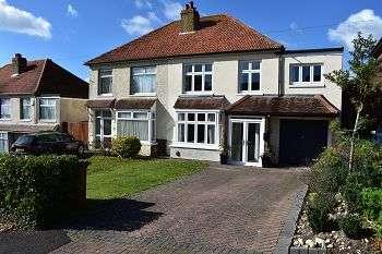 4 Bedrooms House for sale in Merthyr Avenue, Drayton, Portsmouth, PO6 2AR