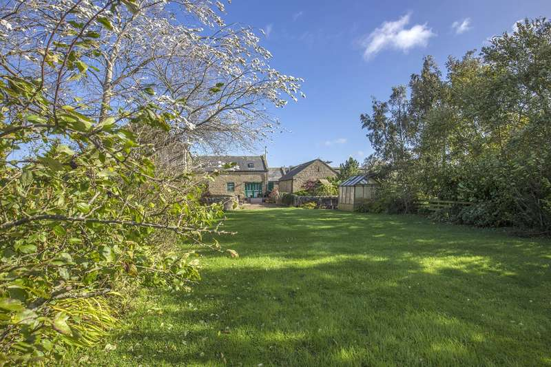 3 Bedrooms Cottage House for sale in Dovecote Farm, Clifton, Morpeth