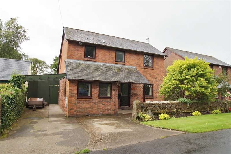 3 Bedrooms Detached House for sale in CA8 2NJ The Firs, Hallbankgate, Brampton, Cumbria