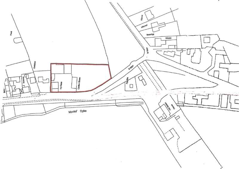 Commercial Property for sale in CA7 5HT Land at Ivy Dene, Kirkbride, Wigton, Cumbria