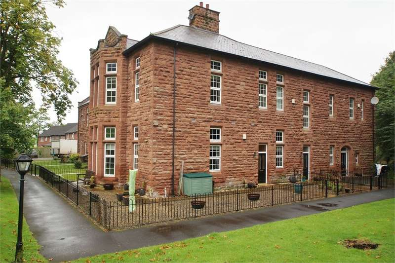 2 Bedrooms Flat for sale in CA1 3TW Twickenham Court, Parkland Village, Carlisle, Cumbria