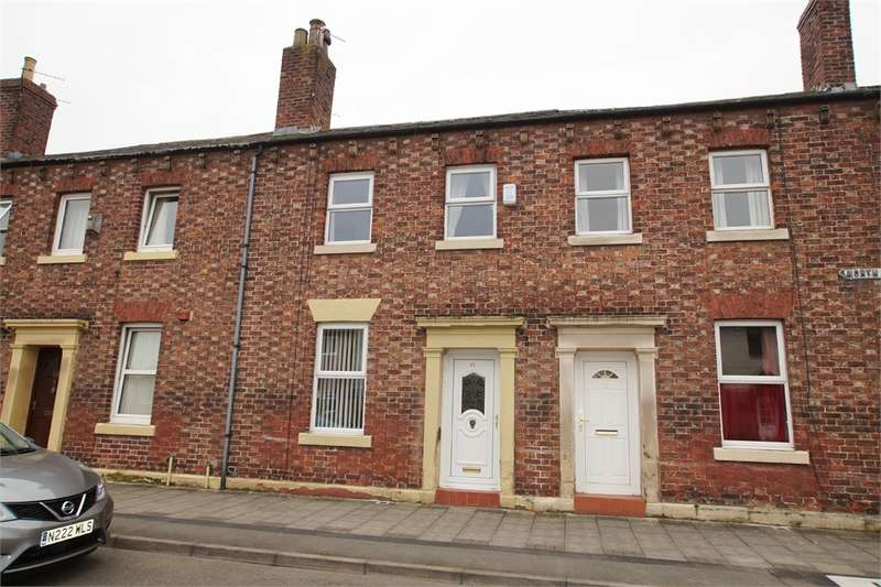 2 Bedrooms Terraced House for sale in CA2 5LN North Street, Denton Holme, Carlisle, Cumbria