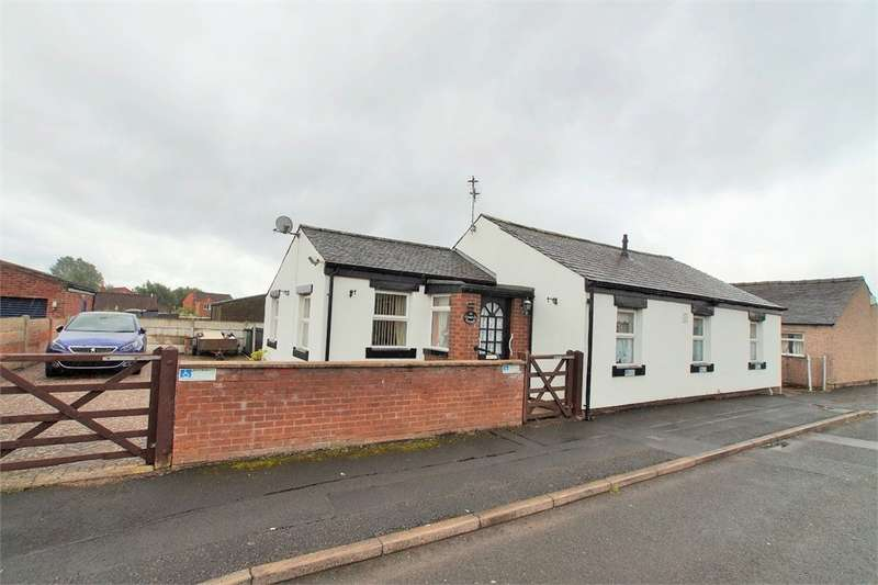 3 Bedrooms Detached Bungalow for sale in CA3 0BY California Road, off Kingstown Road, Carlisle, Cumbria