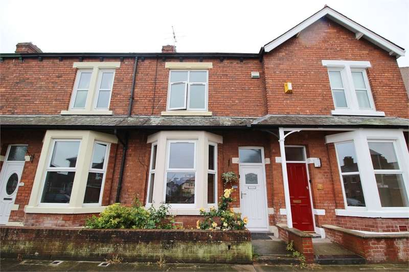 3 Bedrooms Terraced House for sale in CA1 2BA Tullie Street, off Greystone Road, Carlisle, Cumbria