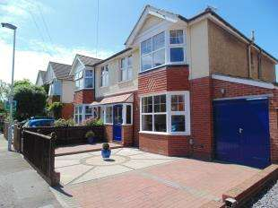 4 Bedrooms Semi Detached House for sale in Gannon Road, Worthing, West Sussex