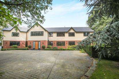 4 Bedrooms Detached House for sale in School Lane, Warmingham, Sandbach, Cheshire