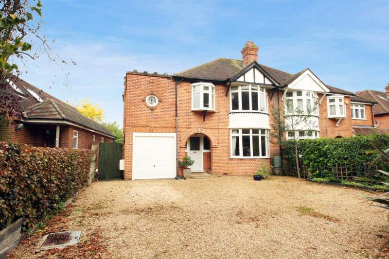 5 Bedrooms Semi Detached House for sale in Luckmore Drive, Earley