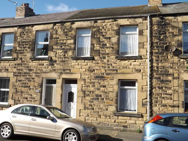 2 Bedrooms Terraced House for sale in Gordon Street, Amble, Morpeth, Northumberland, NE65 0AT