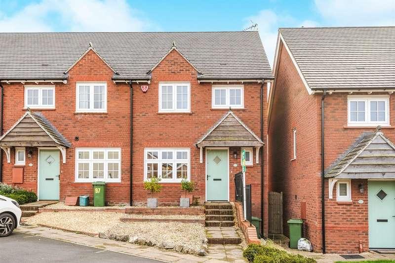 3 Bedrooms End Of Terrace House for sale in Ffordd Dol Y Coed, Bryncae, Pontyclun