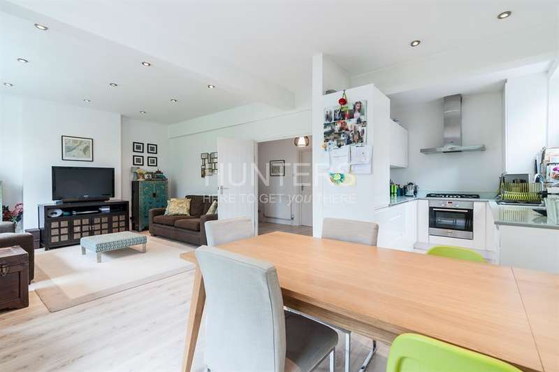 3 Bedrooms Maisonette Flat for sale in Lydford Road, London, NW2 5QY