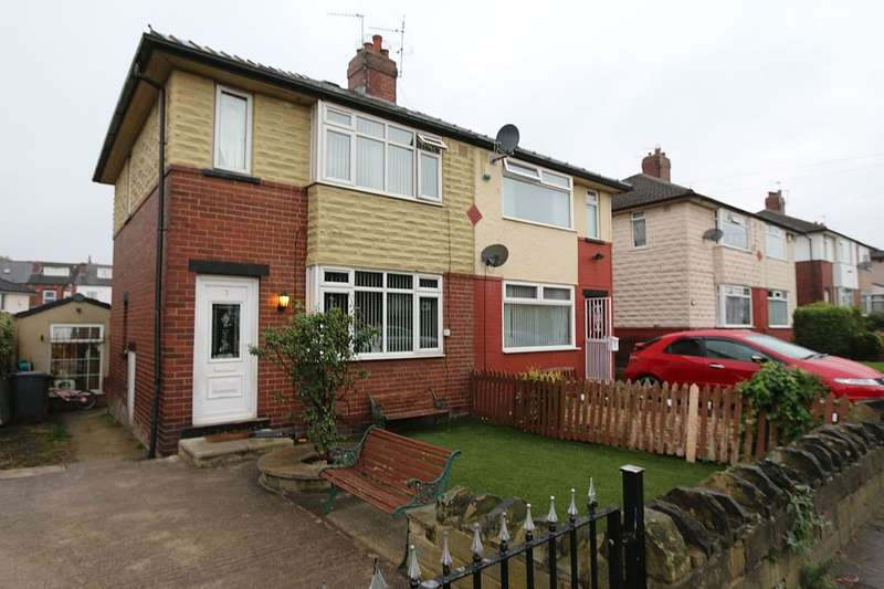 3 Bedrooms Semi Detached House for sale in Brooklyn Avenue, Leeds, Yorkshire, LS12 2BS