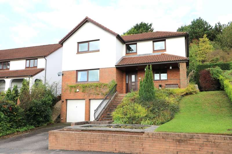 4 Bedrooms Detached House for sale in Trinity View, Caerleon, Newport, NP18