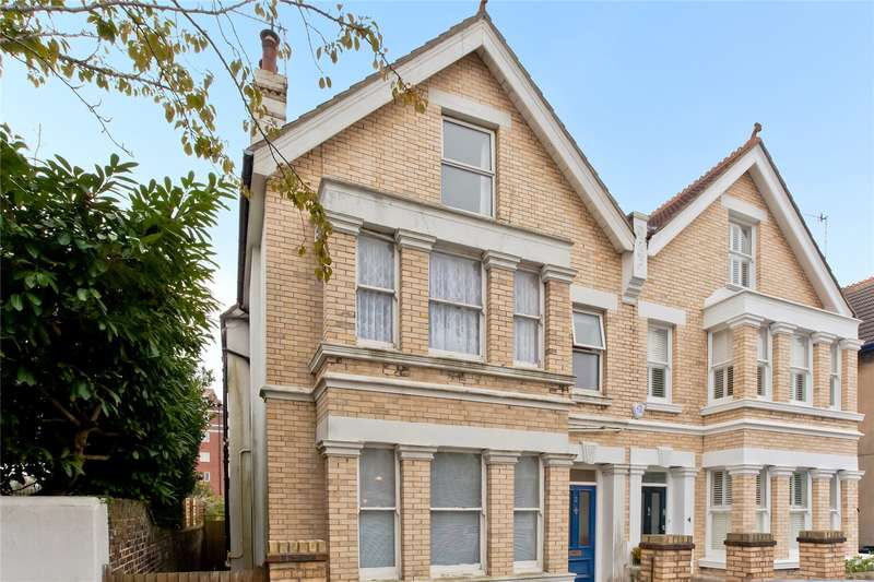 5 Bedrooms Semi Detached House for sale in Lawrence Road, Hove, East Sussex, BN3