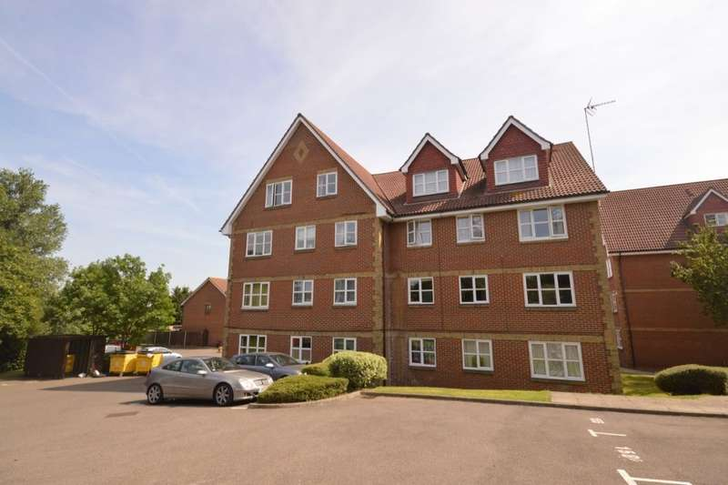 2 Bedrooms Flat for sale in Canada Road, Erith, DA8