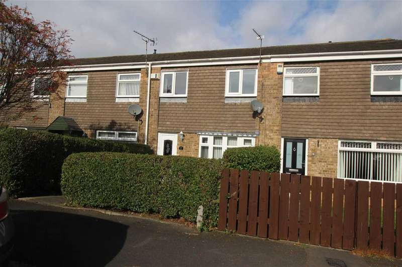 3 Bedrooms Terraced House for sale in Nayland Road, Parkside Chase, Cramlington