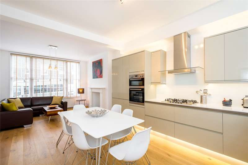 2 Bedrooms Flat for sale in Charlton Place, London, N1