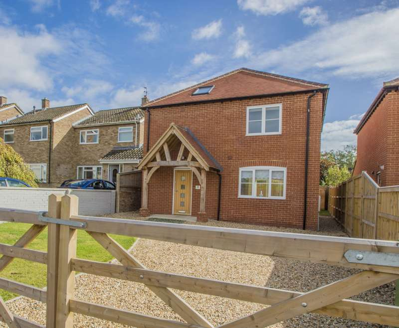 3 Bedrooms Detached House for sale in Brinkinfield Road, Chalgrove, Oxford, OX44