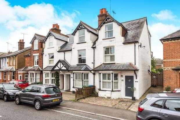 4 Bedrooms Semi Detached House for sale in Cobham, Surrey, Cobham