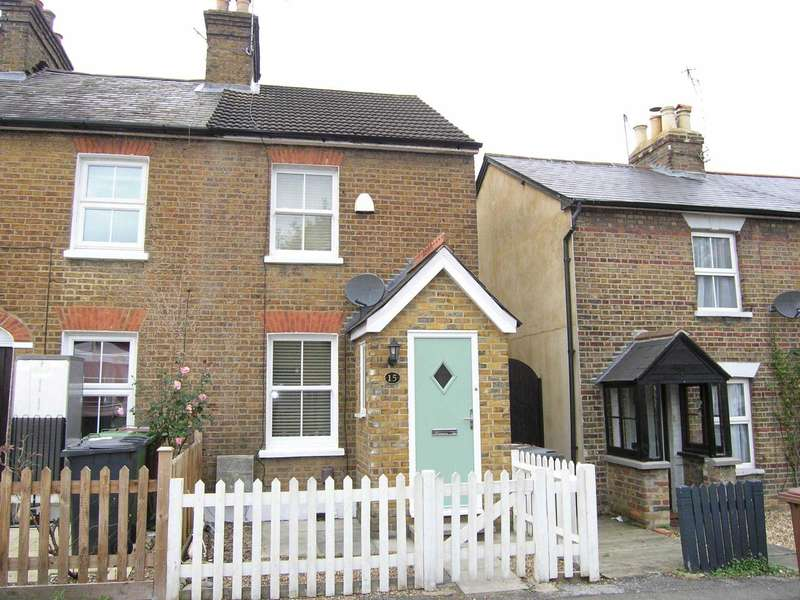 2 Bedrooms End Of Terrace House for sale in Park Road, Bushey Village