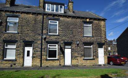 3 Bedrooms Terraced House for sale in West Street, Pudsey, Leeds, West Yorkshire