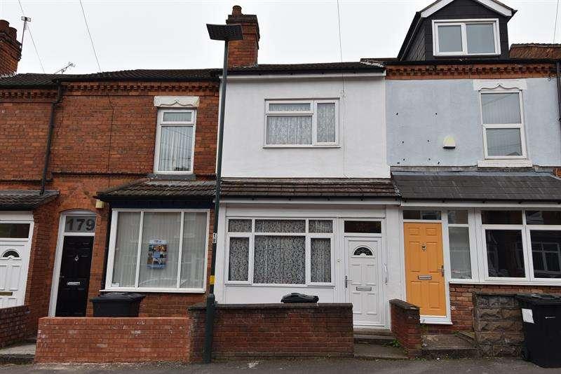 3 Bedrooms Terraced House for sale in Hubert Road, Selly Oak, Birmingham