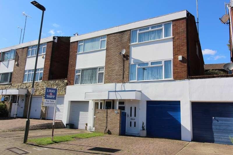 4 Bedrooms Semi Detached House for sale in Borkwood Park, Orpington, Kent, BR6 9LD