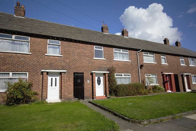3 Bedrooms Terraced House for sale in Galsworthy Avenue, Bootle L20