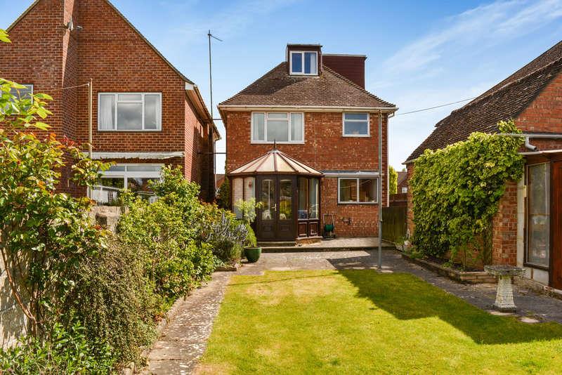 4 Bedrooms Detached House for sale in Kidlington, Oxford