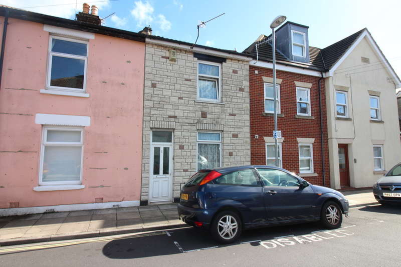 3 Bedrooms Terraced House for sale in Paulsgrove Road, Portsmouth