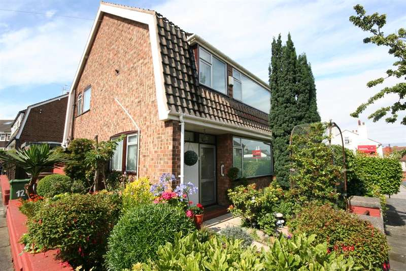 3 Bedrooms Semi Detached House for sale in Mariners Road, Wallasey, CH45 1HW