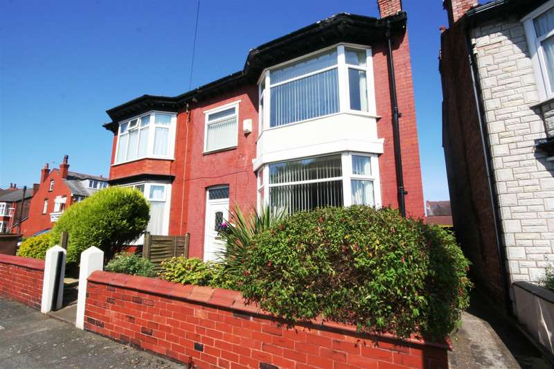 4 Bedrooms Semi Detached House for sale in Neville Road, Wallasey, CH44 2AR