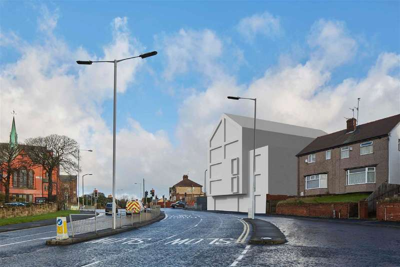 3 Bedrooms Land Commercial for sale in Poulton Bridge Road, Wallasey, CH44 5SN