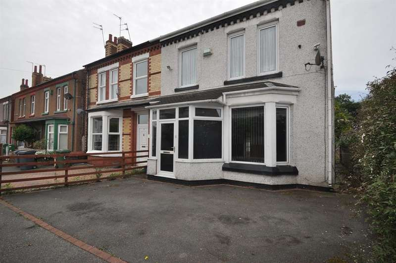 3 Bedrooms Semi Detached House for sale in Heathbank Avenue, Wallasey, CH44 3AS