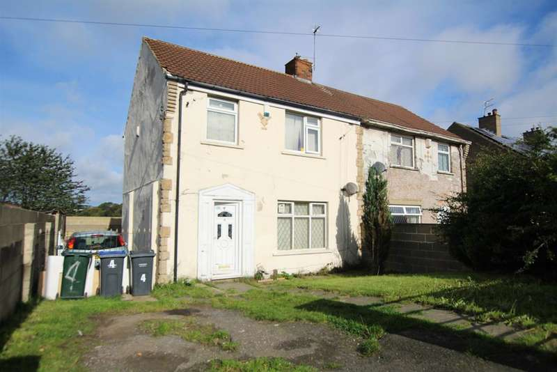 3 Bedrooms Semi Detached House for sale in Farleton Drive, Bradford, BD2 3PS