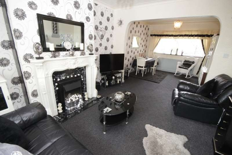 3 Bedrooms Semi Detached House for sale in Albert Avenue, Stoke-on-Trent, Staffordshire, ST3